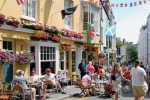 Tenby cafe culture The Bucc