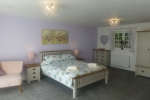 Spacious King size bedroom