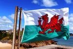 St Catherines Island welsh flag copy