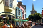 Tenby cafe culture 38